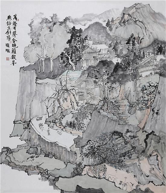 孙腾--二十四诗品与中国画审美
