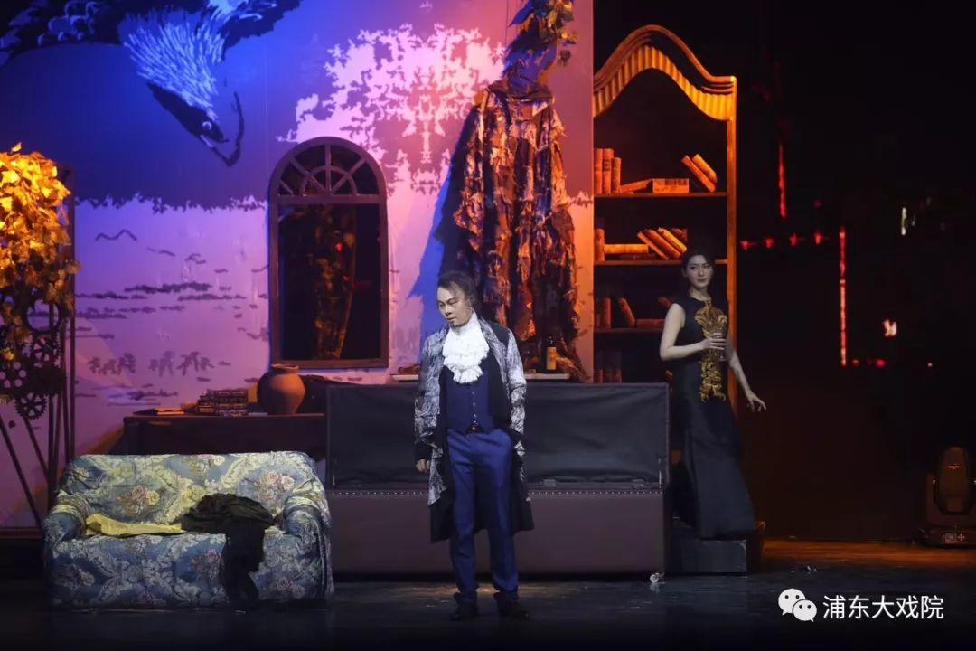 《福尔摩斯与莫里亚蒂》| 凶案现场,就在观众席