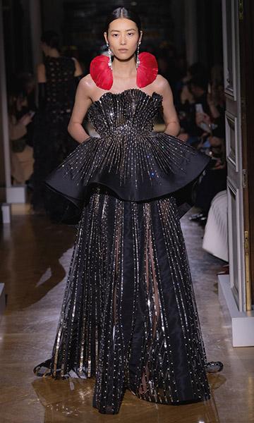 Valentino 2020春夏高級定制時裝秀