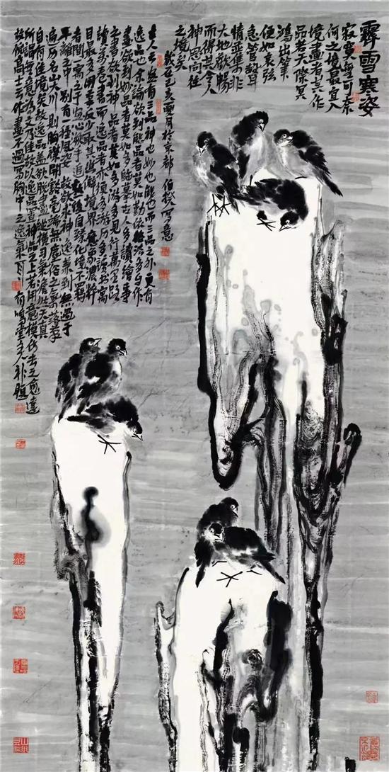 刘曦林:《伯揆作品的文化含量与思想深度》