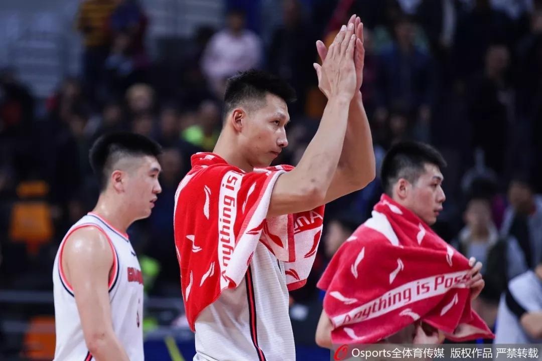 30轮球队回顾1-5名:广东领跑排名榜 山东入围前四