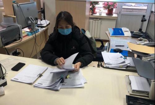 """服务不能停 使命不能忘——记抗""""疫""""战场上的哈尔滨公证人"""