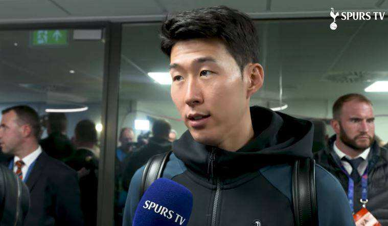 前队友:孙兴慜每天都加练 他的成功源自于付出