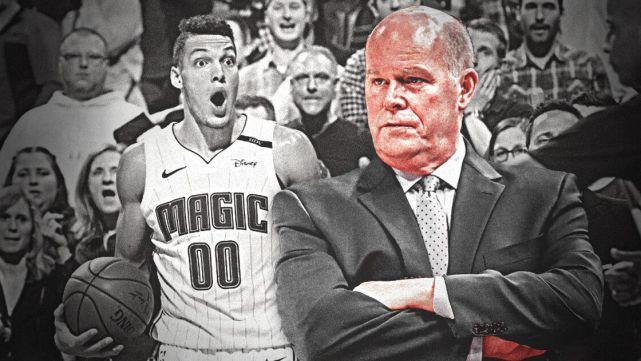8日NBA:魔术主帅被罚2万5 卡利帕里无意尼克斯帅位