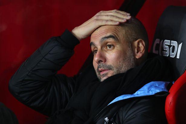 瓜帅:没想到落后利物浦22分 两年前我们领先25分