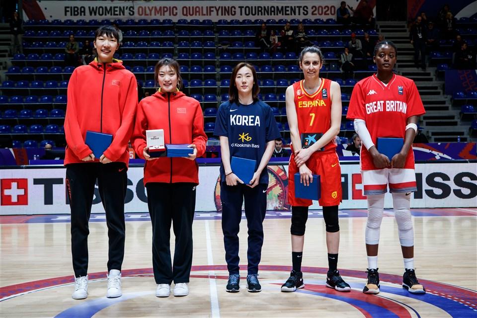 一年内进步明显,韩旭经历带来启发,中国女篮球员应该留洋