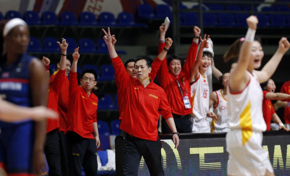 许利民:队员们真正超越了自己 奥运会目标进前八