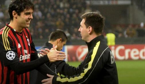 卡卡:梅西有能力去英超踢球 克洛普是先锋教练