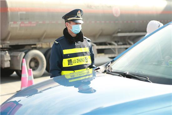 """陈队长的""""抗议""""——盐都区公路管理站"""