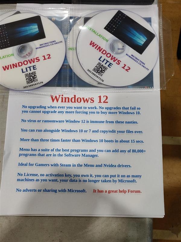 Win12见过吗?Linux换皮、号称完美取代Win10的照片 - 2