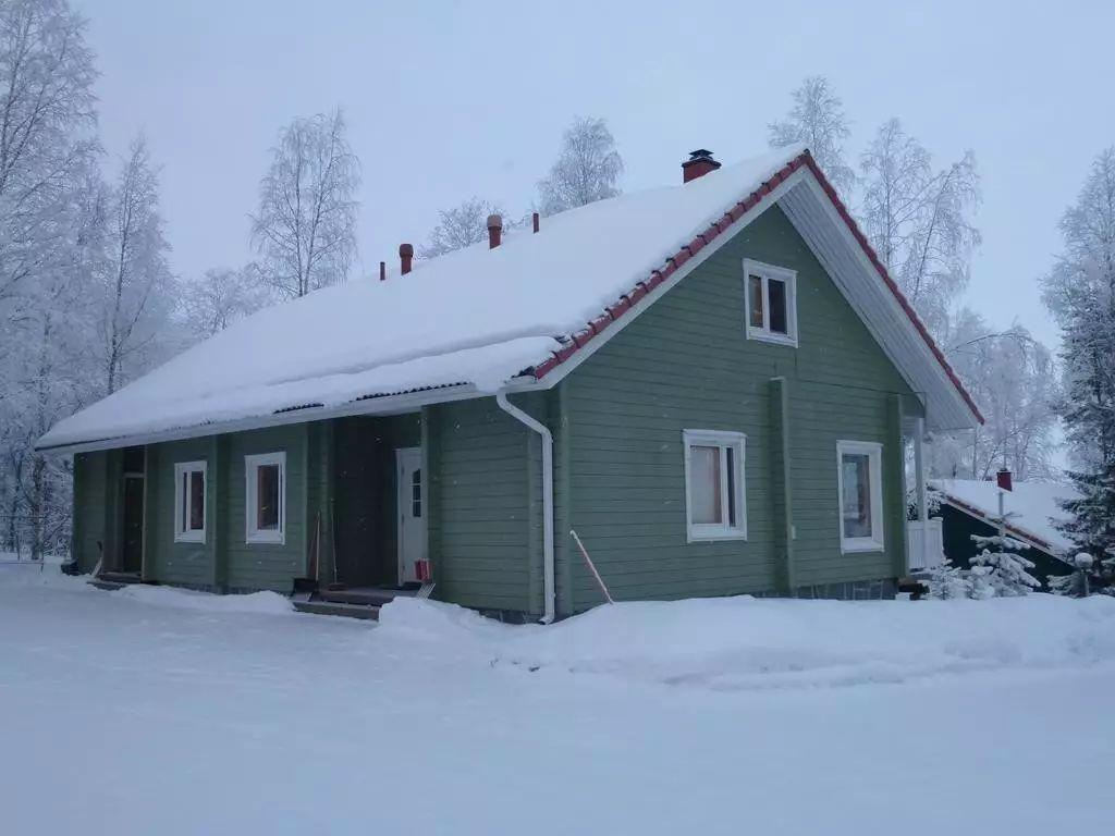 Larus Vuokatti Cottages