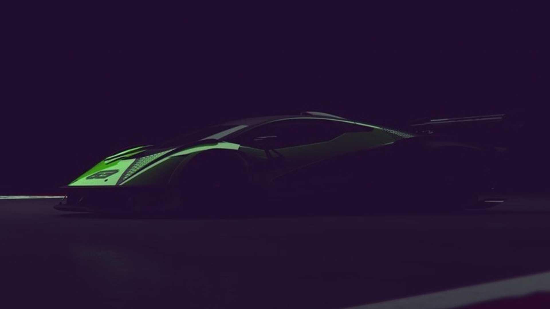 最大功率超830匹 兰博基尼新车型预揭发布