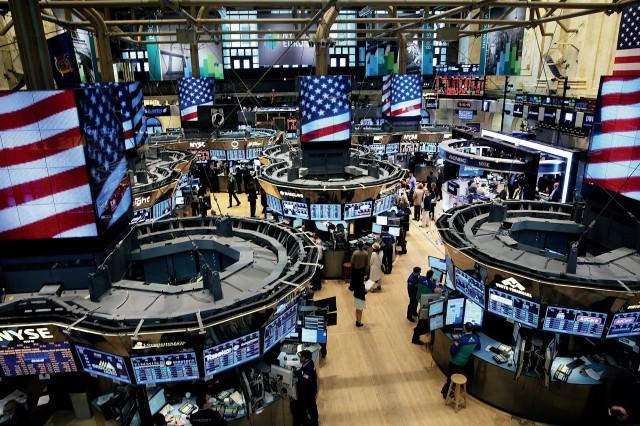 美国股市本周延续跌势