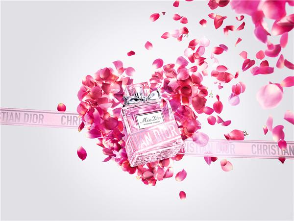 情人节致爱|用DIOR迪奥的绝配情香,写下爱你的情书!