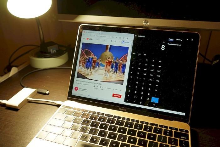 苹果MacBook能完美运行Win10X系统的照片 - 6