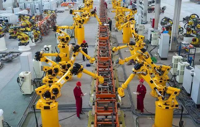 机器人防疫 中国企业拿出硬实力