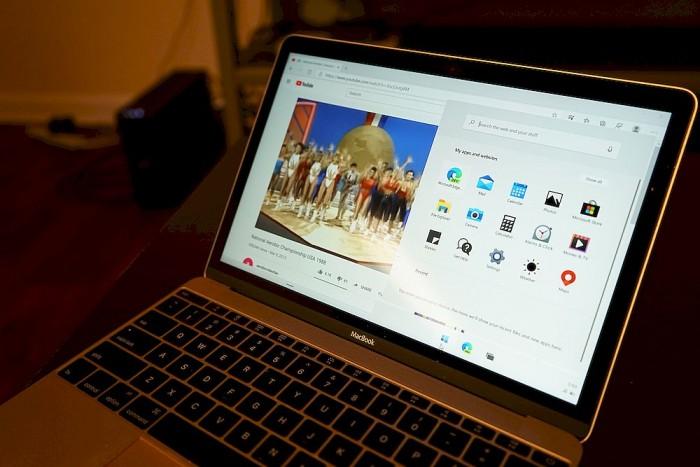 苹果MacBook能完美运行Win10X系统的照片 - 3