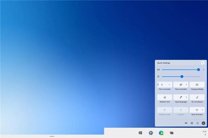 一起来了解为双屏设备而生的Win10X系统的照片 - 8