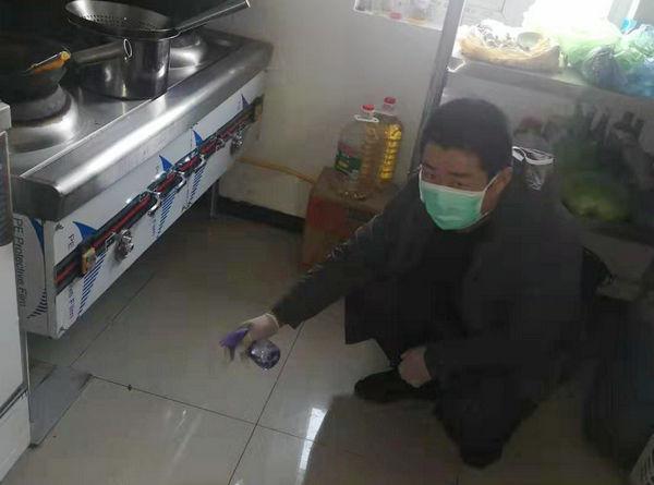 京哈线设备大修工程做好疫情防控期间工地复工工作