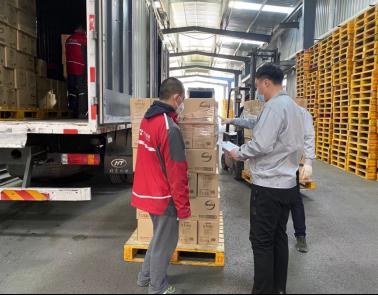 361万瓶消毒液 疫情期间京东超市清洁产品订单迎来爆发式增长