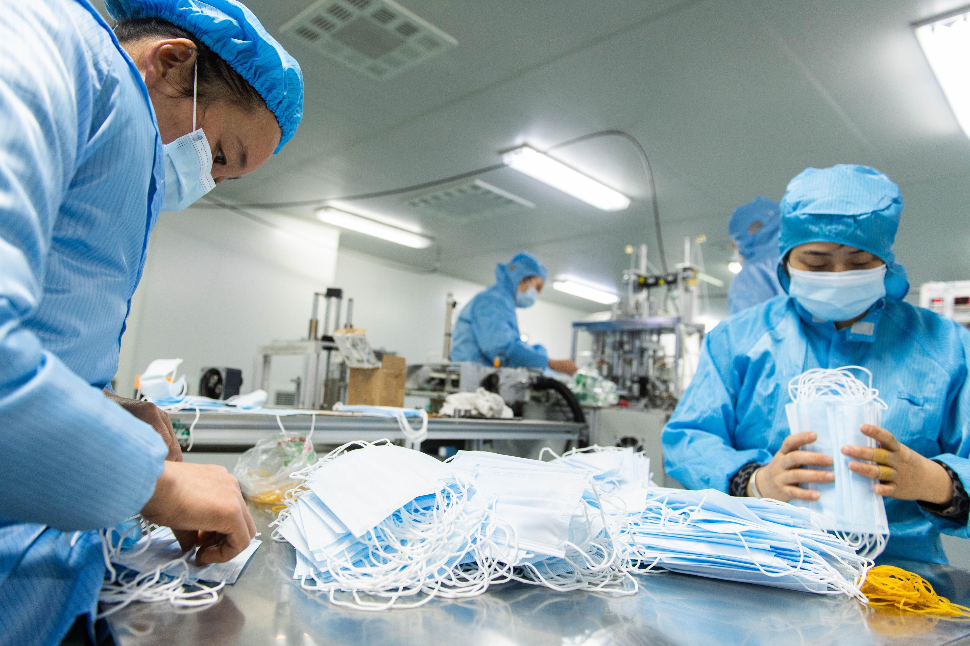 """原创口罩危机敲响粮食警钟,""""谁来供应中国""""在国际上能找到答案吗?"""