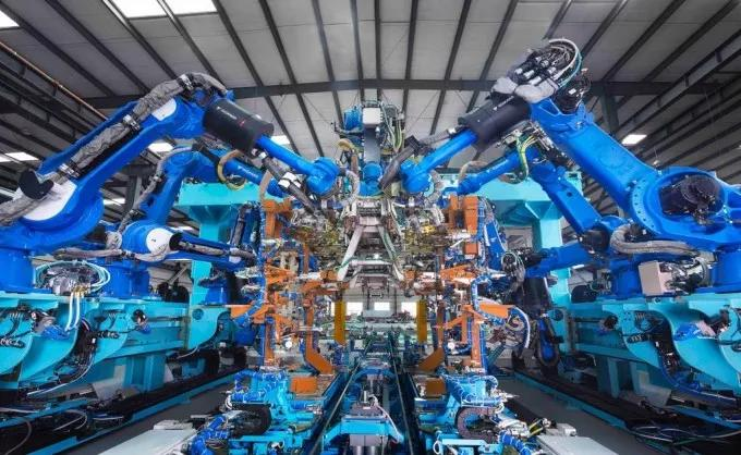 """专访王田苗:机器人是""""刚需"""",市场正处于逆周期增长"""