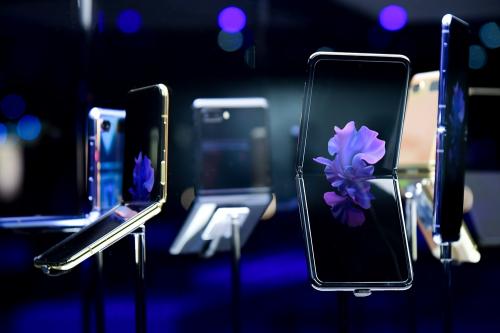 2020年潮流风向标 Samsung Galaxy Z Flip助你彰显个性
