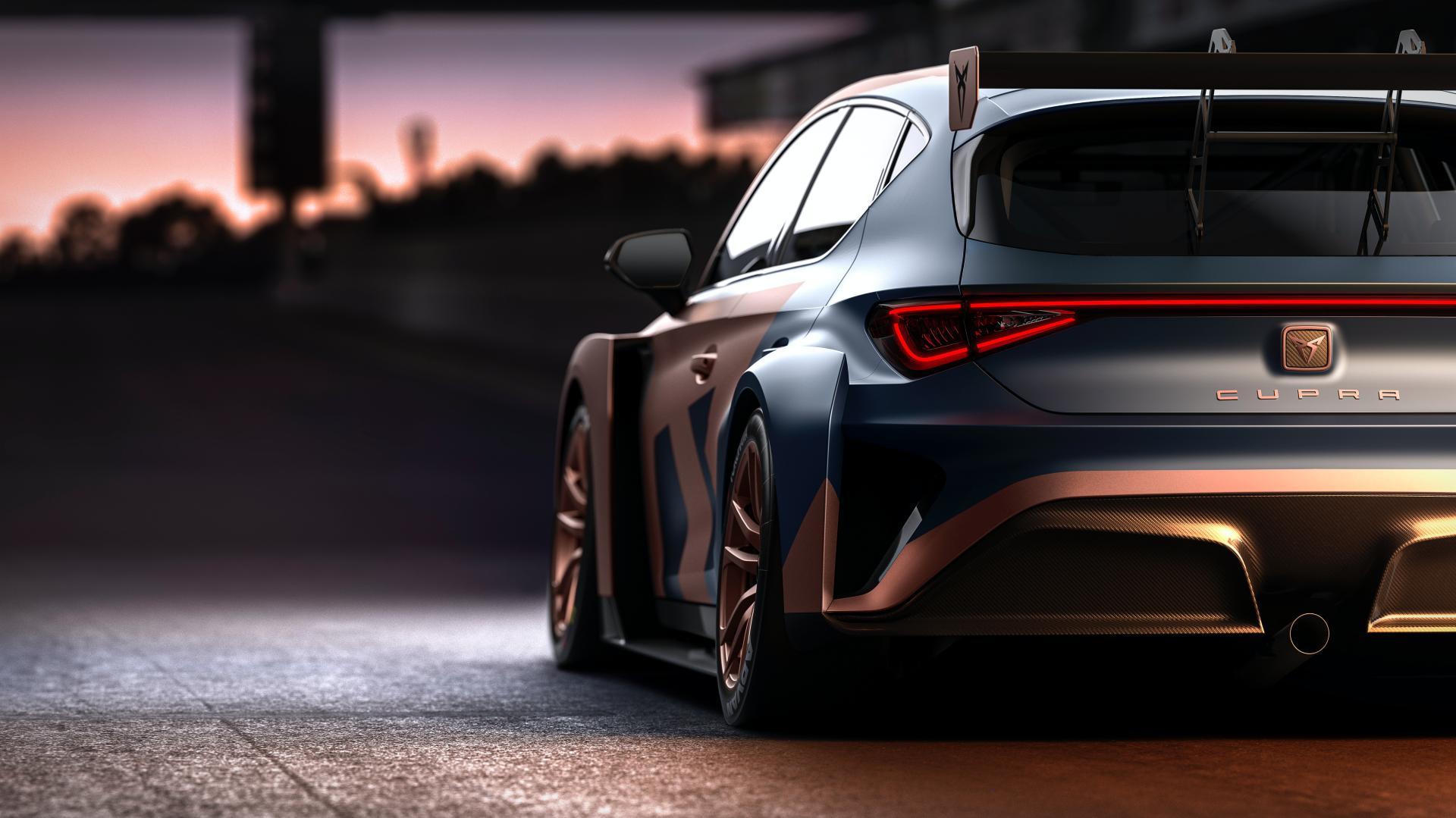 西雅特新赛车汽油版动力335 HP 和671 HP e-Race
