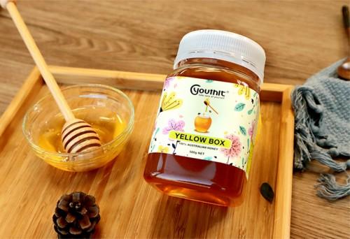 强体质止咳嗽我有招!——优思益黄盒子蜂蜜