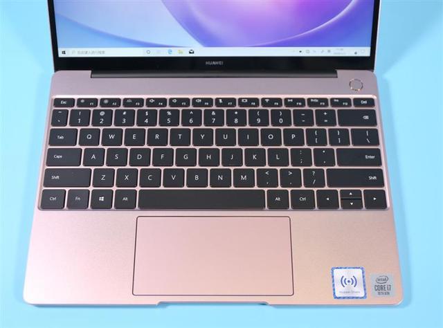 华为MateBook 13 2020评测:超值的2K触控全面屏的照片 - 7