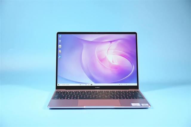 华为MateBook 13 2020评测:超值的2K触控全面屏的照片 - 4