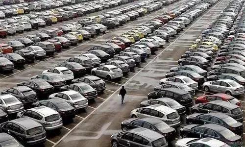 銷量預計再下跌36% 3月中國車市仍不樂觀
