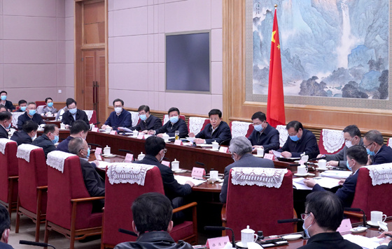 赵克志:坚持打防并举综合施策 坚决整治跨境赌博乱象