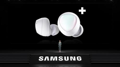 音质续航品质升级,三星Galaxy Buds+中国发布