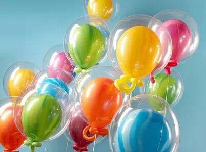 網紅氣球布置教程!不知道怎么組裝的速看