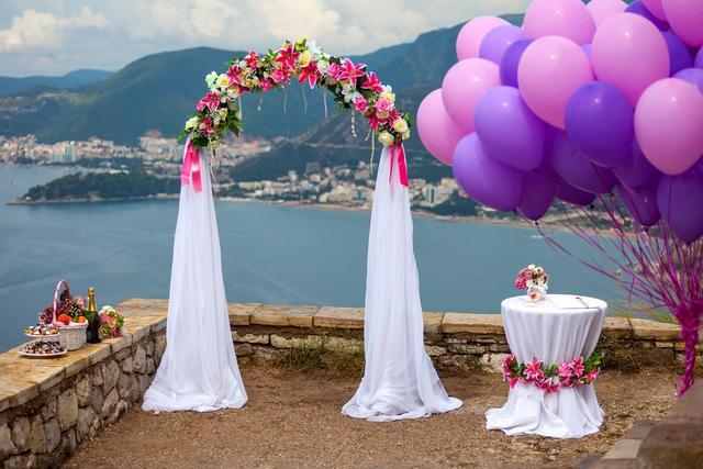 婚慶典禮氣球門制作方法!2020婚禮必備