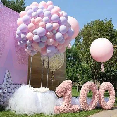 婚房布置氣球圖片大全!結婚氣球使用必看指南