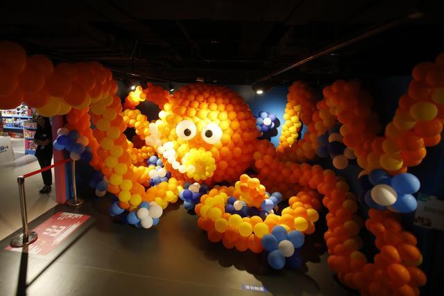 氣球婚房布置圖片大全!浪漫的效果圖
