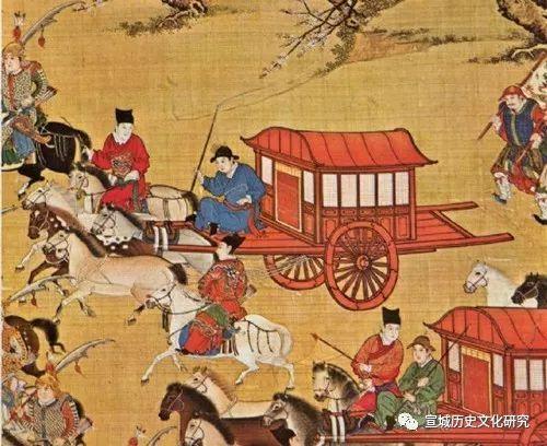 宣城与南京的历史渊源(中)