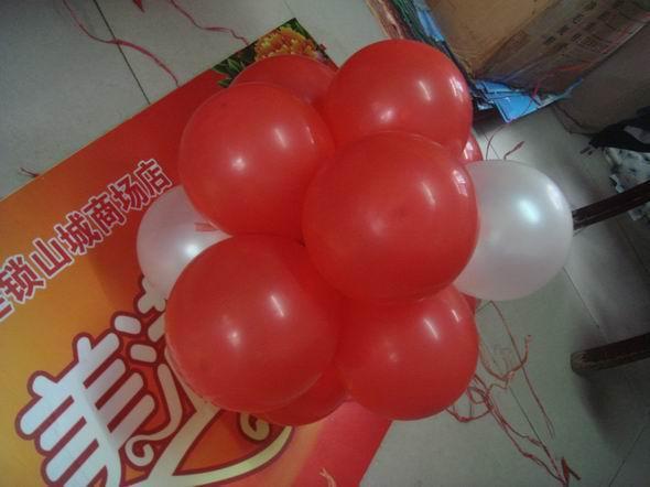 气球柱和气球心形的做法你知道吗?不会的进来