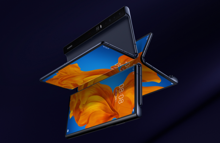 华为MateXs新一代折叠屏手机正式首销 售价16999元的照片 - 4