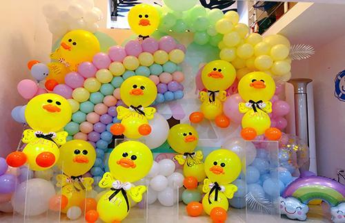 气球装饰基础知识!分享你不知道的气球的基础手法