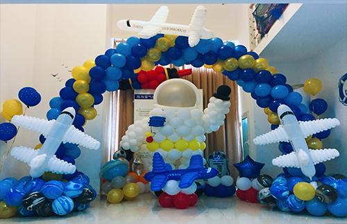 氣球裝飾基礎知識!分享你不知道的氣球的基礎手法