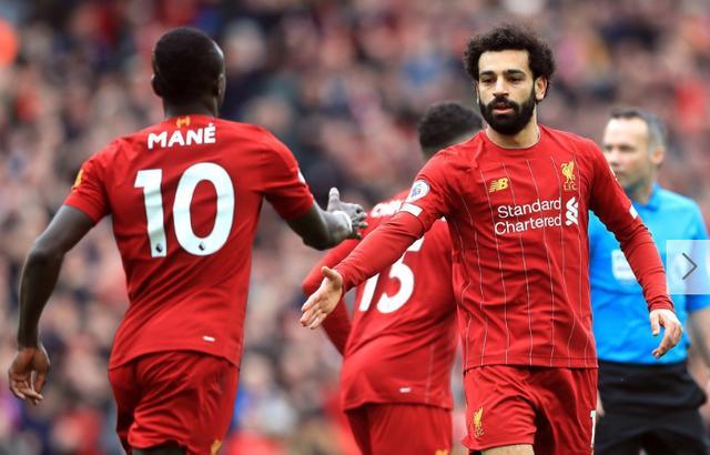 2-1拿下伯恩茅斯!红军终于恢复正常了,利物浦目标欧洲八强
