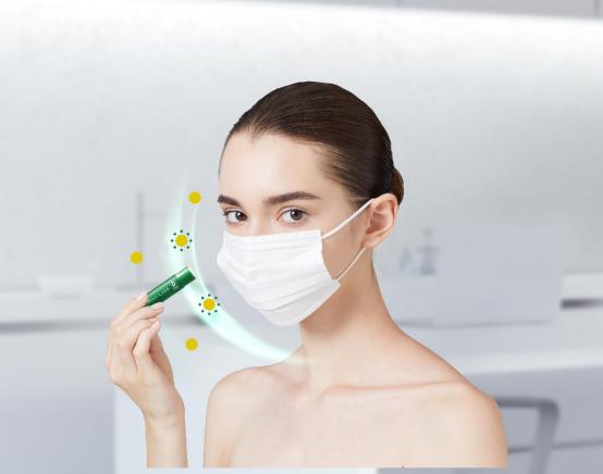 春季鼻子发痒怎么办?带着MoriLabo花粉防护棒去春游