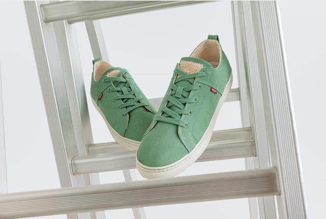 低碳宣言,我们在行动,LEVI'S FOOTWEAR 2020春季新款发售