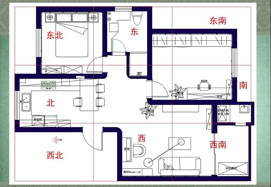 房产建筑设计风水师无量子在二手房风水上要注意什么?