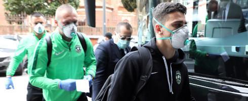 国米欧联对手:拒赴意大利参赛 比赛应延期或易地