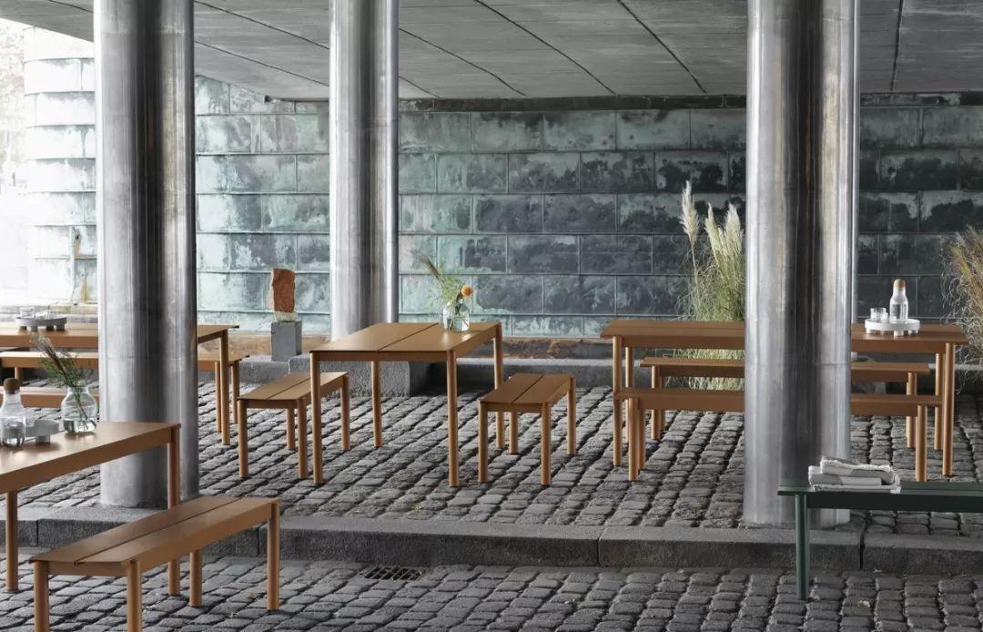 丹麦家居设计品牌MUUTO