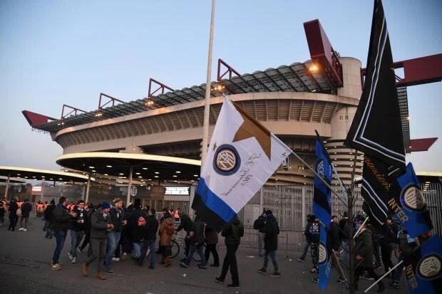 国米宣布停止一切球队活动 盼欧足联立刻暂停欧战